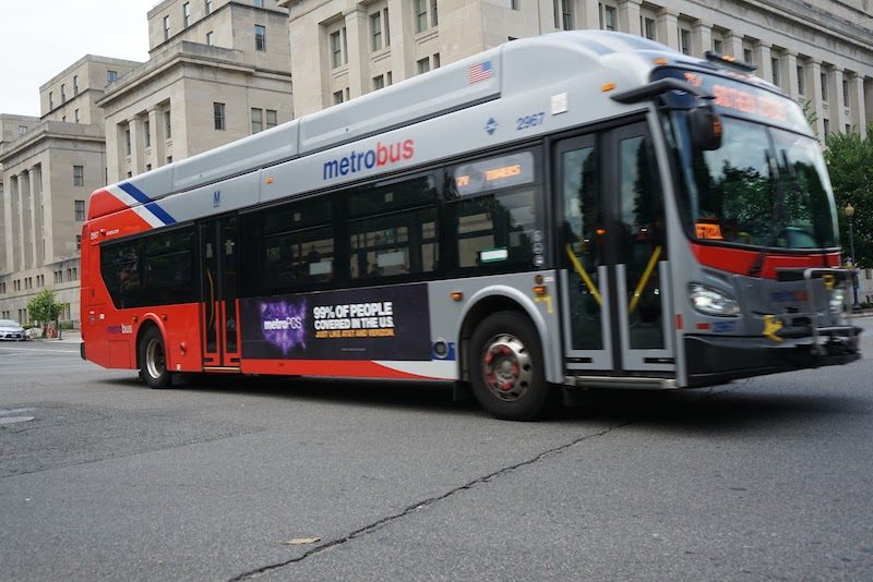 Bus transportation in Washington, DC