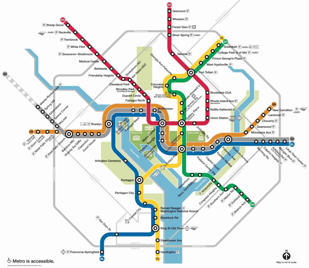 The DC Public Transportation Commuter Guide 3