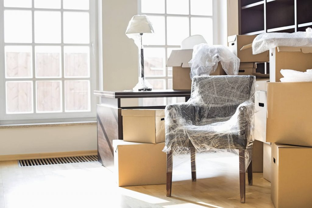 Moving equipment and furniture in Washington, DC