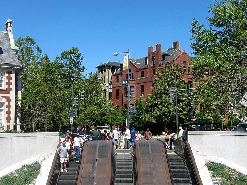 Dupont Circle Neighborhood Guide 2