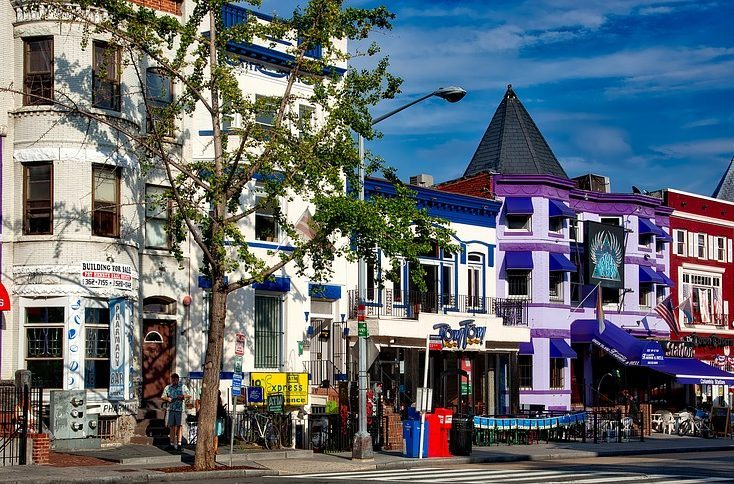 The 9 Coolest Washington DC Neighborhoods You Should Apartment Hunt In 9