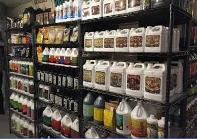 Capital City Hydroponics store in Washington, DC
