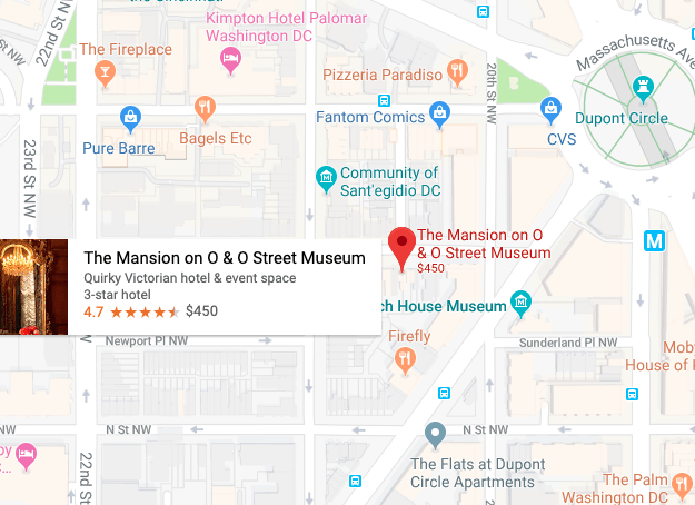 6 Washington D.C. Attractions Tourists Might Not Know About 15