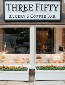 Three Fifty Bakery & Coffee Bar DC