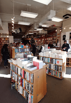 Kramerbooks and Afterwords in Washington, DC