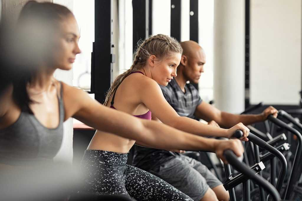 try a spinning class in cathedral heights
