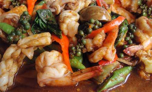 thai food is a great meal choice in columbia heights