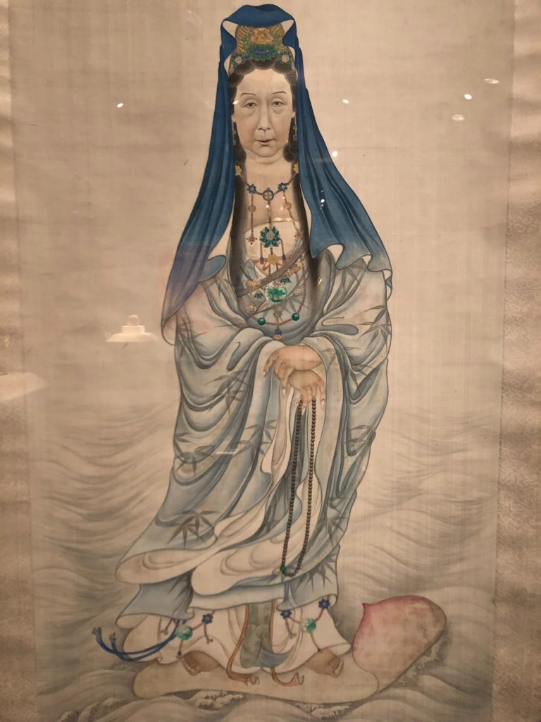 the most famous ancient chinese empress of all time, empress dowager cixi