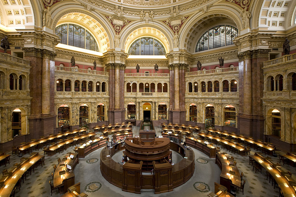 Hacking the Library of Congress: What's in There Anyway? 2