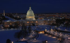 washington dc in winter