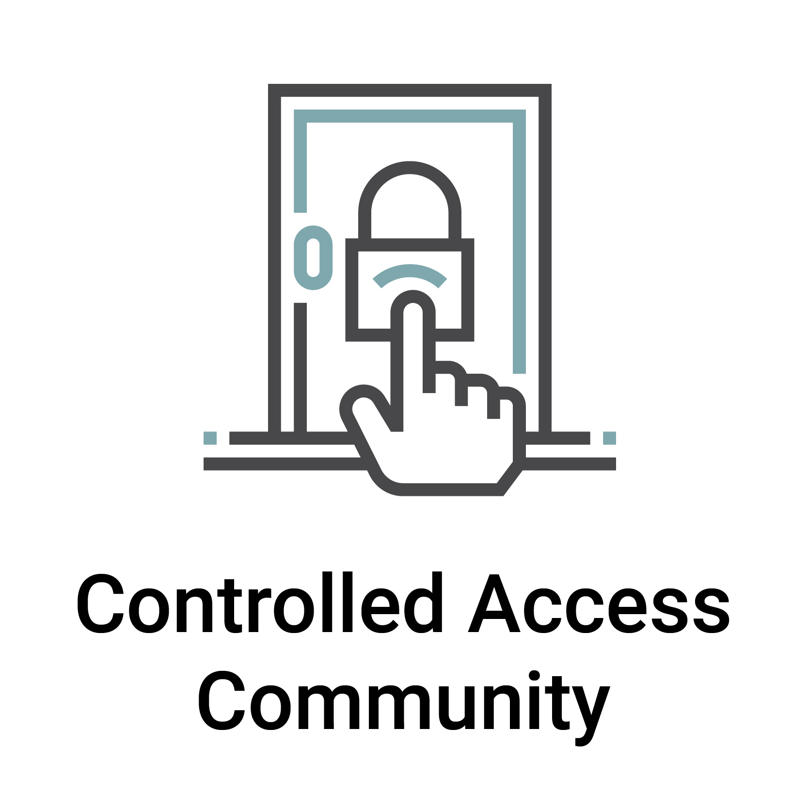 Controlled Access Community