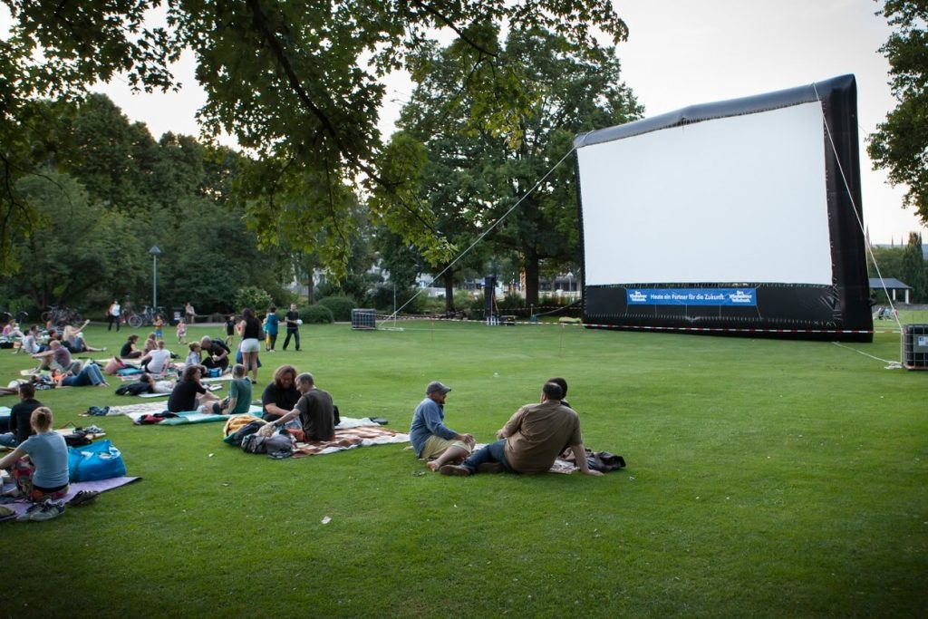 dc outdoor movies