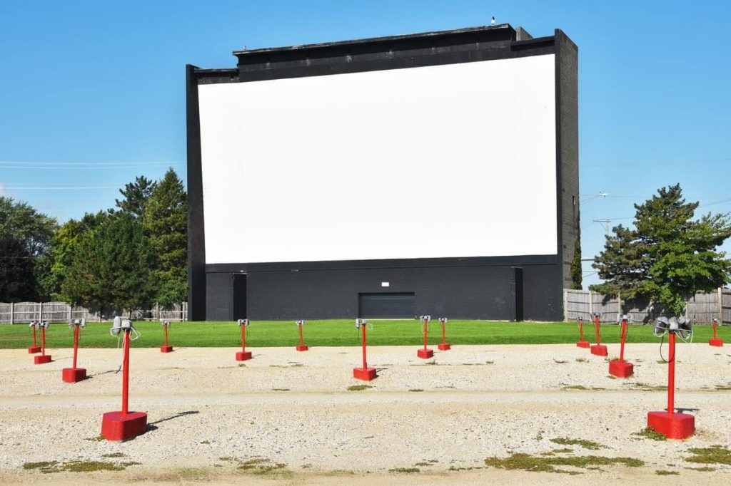 D.C. outdoor movies