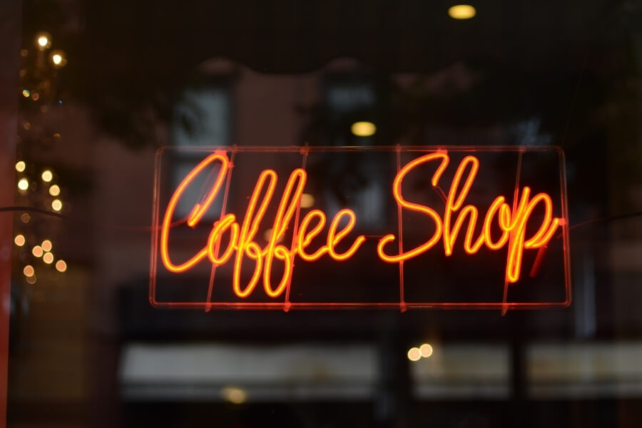 coffee shops in DC