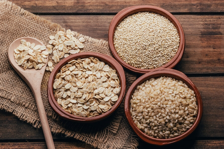 Types of Healthy Grains