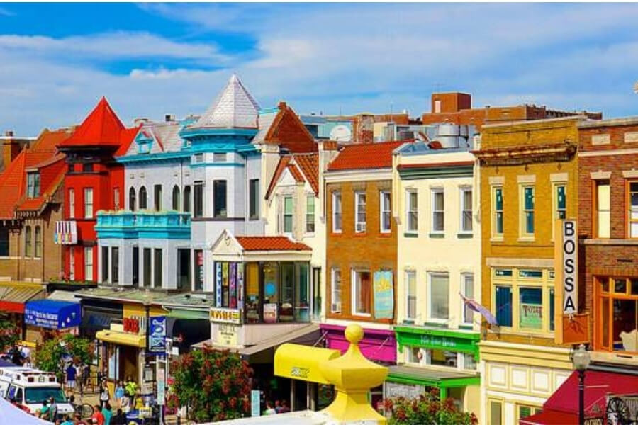 Adams Morgan Day as one of the best Fall events in D.C.